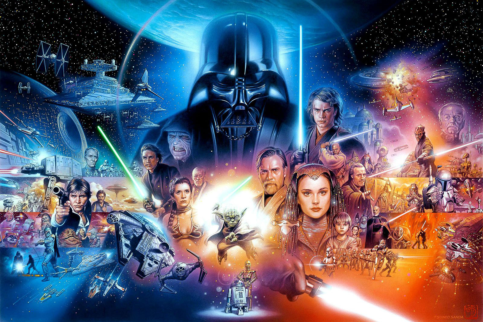 The Good, the Bad and the Ugly of Star Wars | LM2 CREATIVE