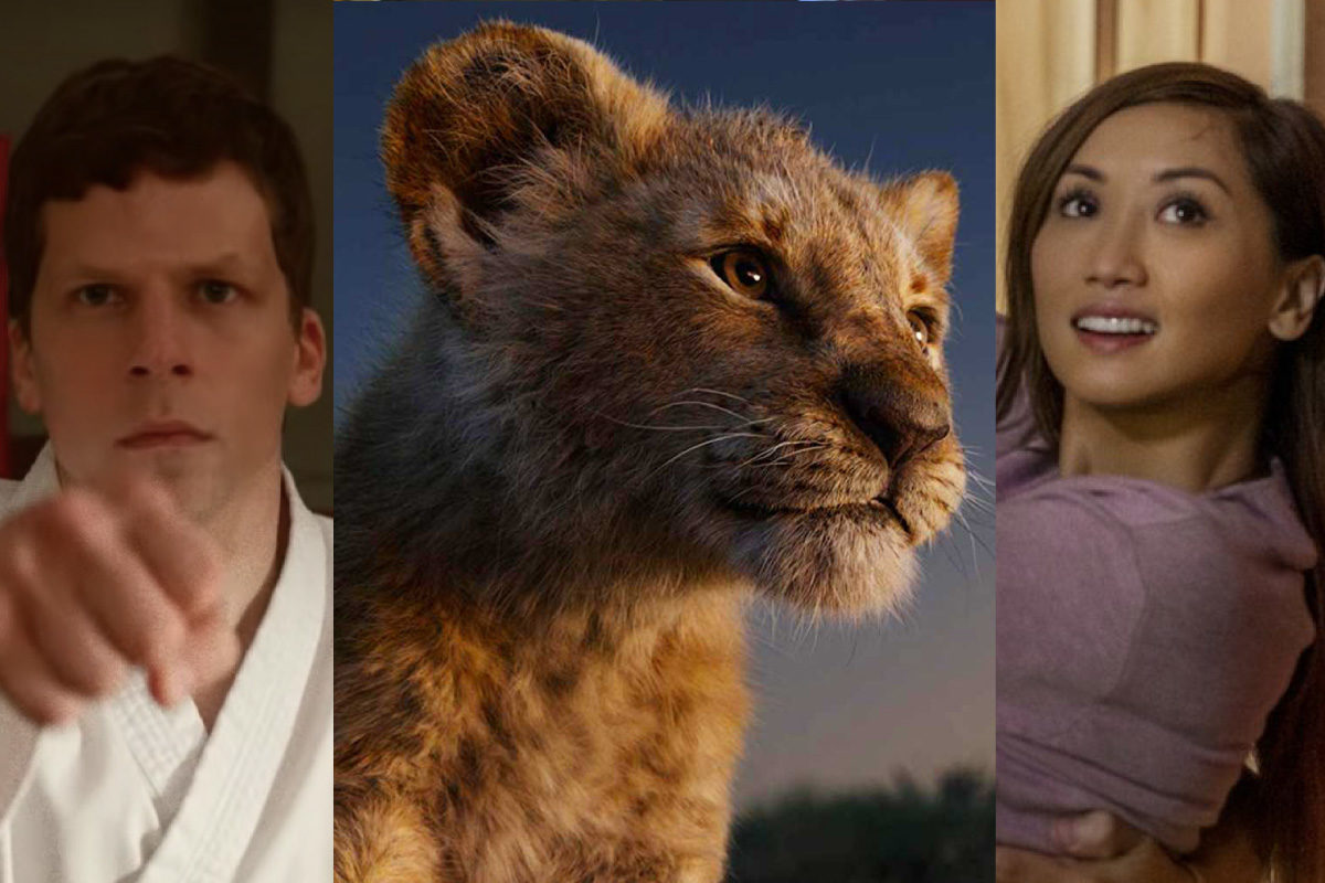 Mondays at the Movies: The Art of Self-Defense, The Lion
